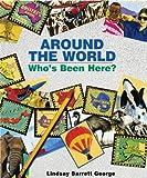 Around the World, Lindsay Barrett George, 0688152686
