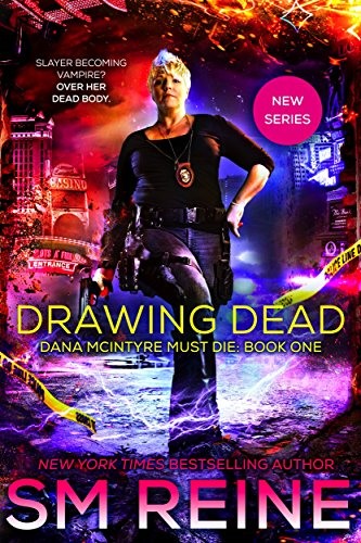 The vampire slayer is turning into a vampire? Over her dead body.Dana McIntyre has been bitten by a master vampire. She's infected with the venom. And after killing hundreds of vampires to keep Las Vegas safe, she'd rather die than turn.There might b...
