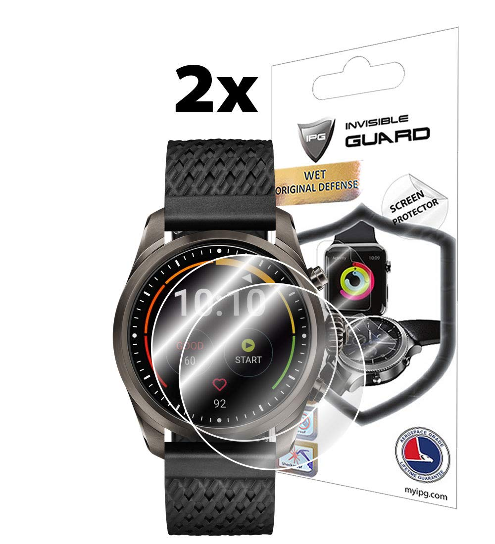 Amazon.com: IPG for MONTBLANC Summit 2 SMARTWATCH Screen ...