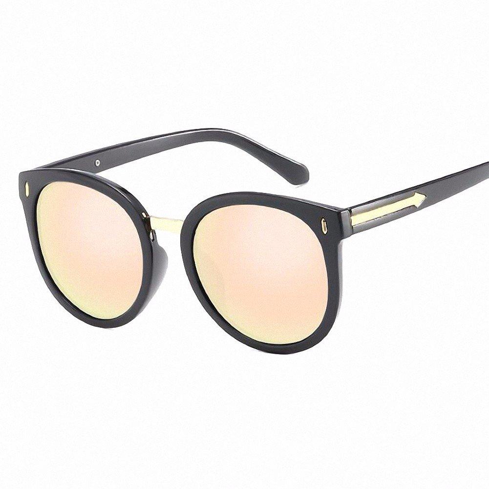 glexal Hombres Mujeres Classic Gorgeous gafas moda flechas ...