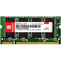 SIMMTRONICS 512MB DDR1 333 MHZ LAPTOP RAM