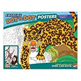 Extreme Dot to Dot: 7-Poster Set: Rainforest Animals by MindWare