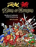 Lion & Dragon: Medieval Authentic Osr Roleplaying