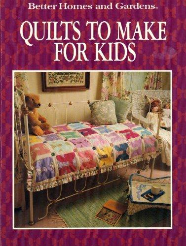 Quilts Kids Make - 9