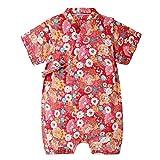 382df1eb7ef6 PAUBOLI Kimono Robe Newborn Cotton Yarn Robe Baby Romper Infant ...