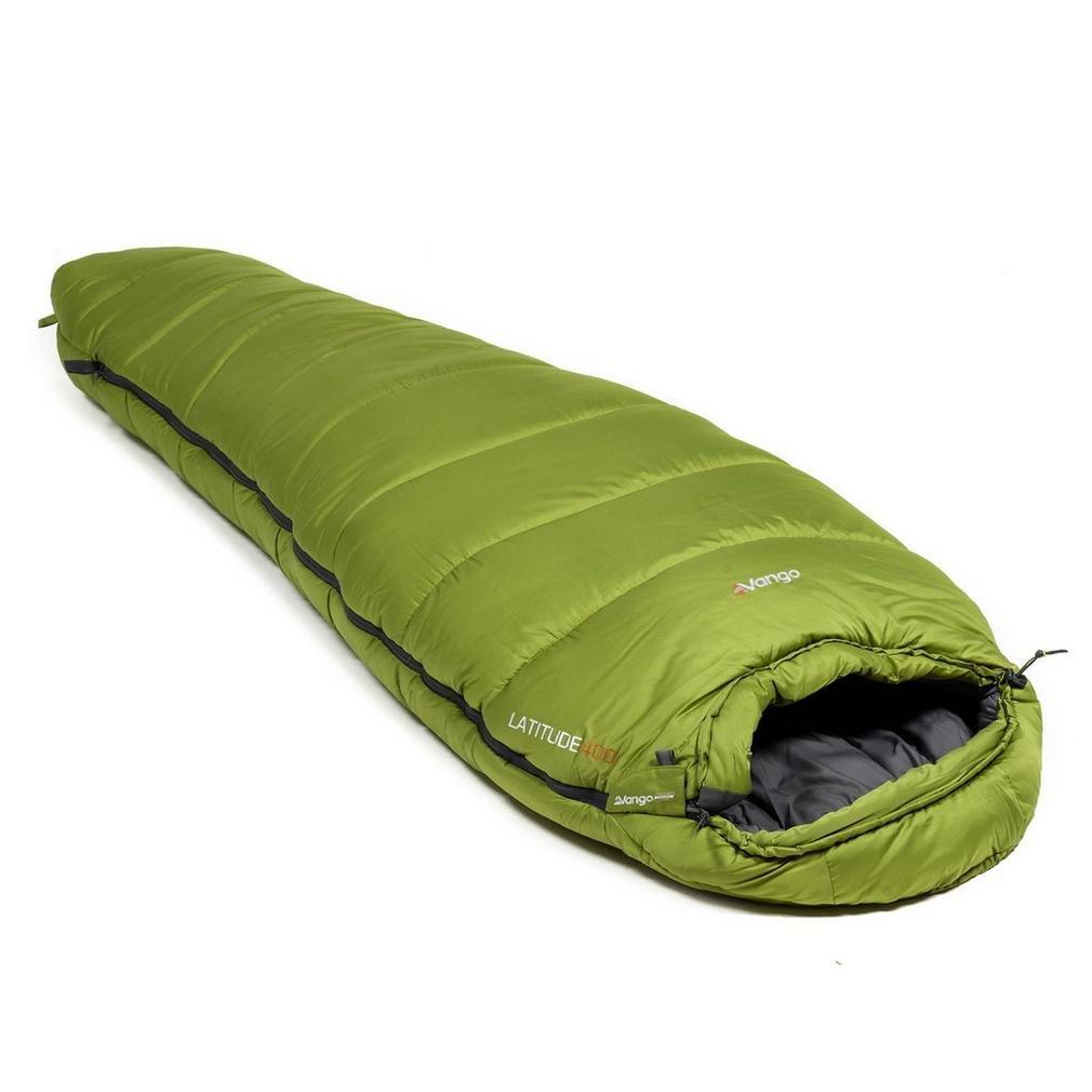 VangoユニセックスLatitude 400 Sleepingバッグ B01DT84JBU  Grasshopper