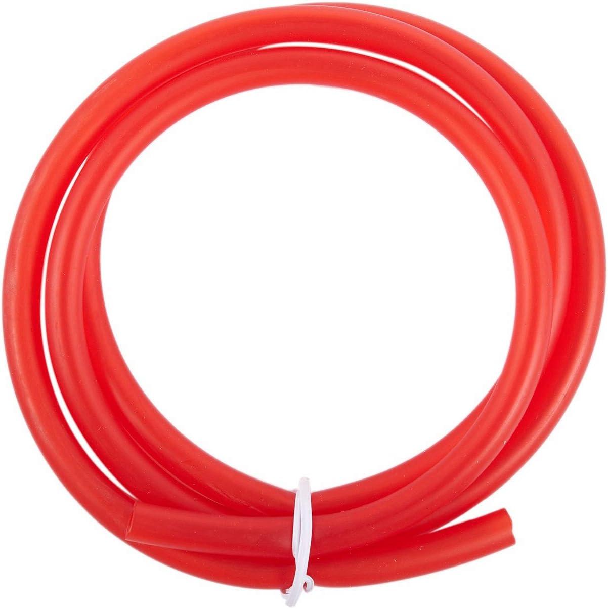 Tmand 1M Rohr Benzin Kraftstoff Gummischlauch Rot ? 5mm X 8mm