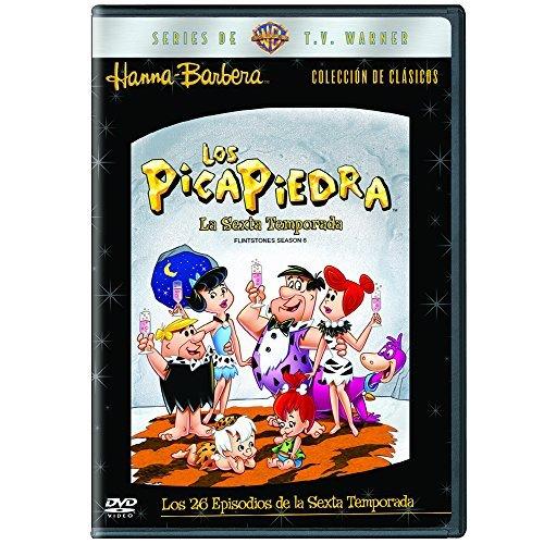 LOS PICAPIEDRA LA SEXTA TEMPORADA [FLINTSTONES SEASON 6] LOS 26 EPISODIOS DE LA SEXTA TEMPORADA [NTSC/REGION 1 & 4 DVD. Import-Latin America]. by