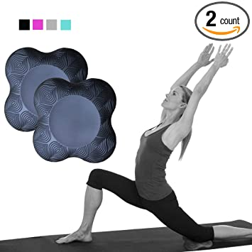 Amazon.com: Sunflower Home - Rodillera de espuma para yoga ...