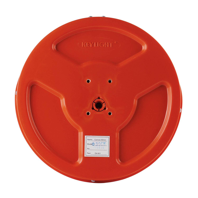 7713915ca2 Forever Speed Espejo de Seguridad kasse policarbonato Acrylic Convexo  Panorámico Espejo 30cm: Amazon.es: Industria, empresas y ciencia