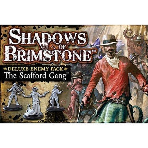 Flying Frog Shadows of Brimstone: Scafford Gang Deluxe En...