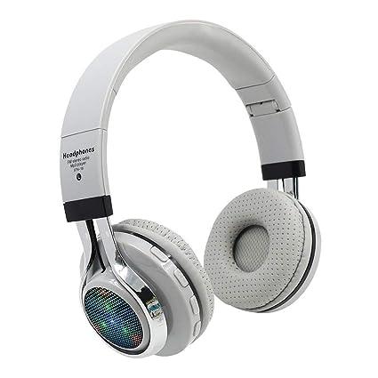 SamMoSon 2019 Auriculares Beats Boton Bluetooth Bose Mini Auriculares Inalámbricos,Auriculares Inalámbricos Bluetooth 4.1 Auriculares