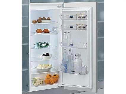 Kühlschrank Integrierbar Ohne Gefrierfach : Whirlpool arg a kühlschrank kühlteil l amazon