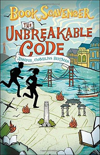Unbreakable Code Book Scavenger