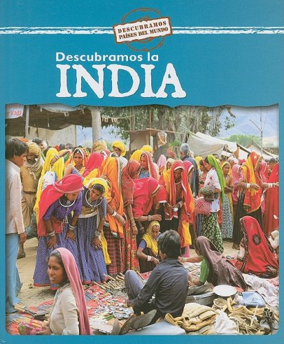 Descubramos India/Looking at India (Descubramos Paises Del Mundo / Looking at Countries) (Spanish Edition) Jillian Powell