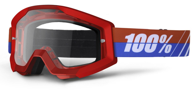 100% Fahrerbrille The Strata Boss - klar