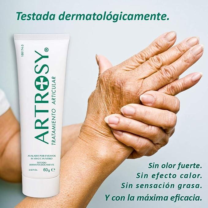 Artrosy Tratamiento Articular Crema, 60 G, Pack de 1