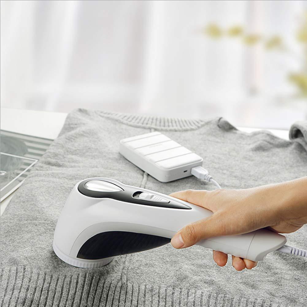 Rasoirs anti-bouloches Fers, centrales vapeur et accessoires Himamk Rasoirs Anti-Peluches Rasoir en Tissu Portable Chargement USB Design Ergonomique
