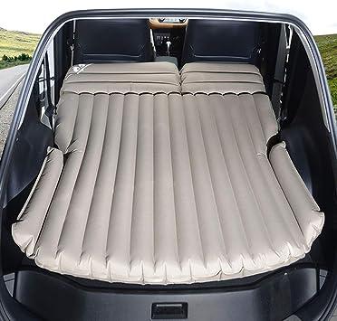 Amazon.com: OLDF - Colchón de aire para coche, cama, SUV ...