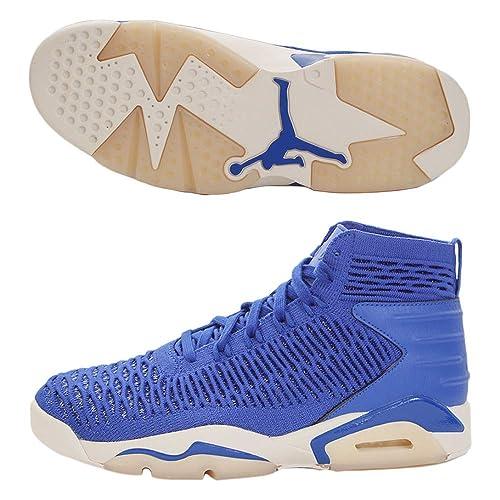 d389472b36d7e Nike Air Jordan Flyknit Elevation 23 Mens Hi Top Basketball Trainers ...