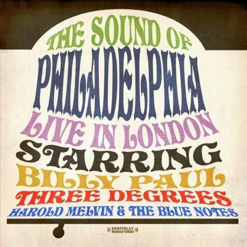 VA-The Sound Of Philadelphia Live-CD-FLAC-1990-THEVOiD Download