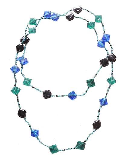 bf242899f060 FreshFunkyFashion Océano inspired- azul