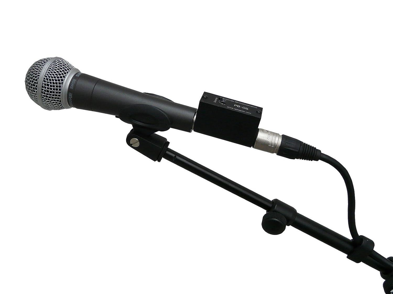 Opto Gate PB de 05d óptica de micrófono Gate: automática Interruptor de encendido/apagado: Amazon.es: Instrumentos musicales