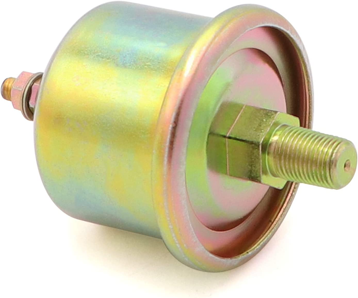 Fuzbaxy Oil Pressure Sender Sensor Replace for 815425T 3857532 18 ...