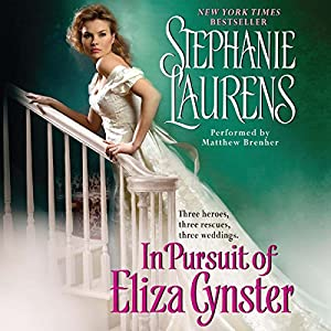 In Pursuit of Eliza Cynster Audiobook