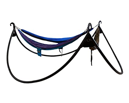 Eagles Nest Outfitters Eno Pod Triple Hammock Stand Charcoal