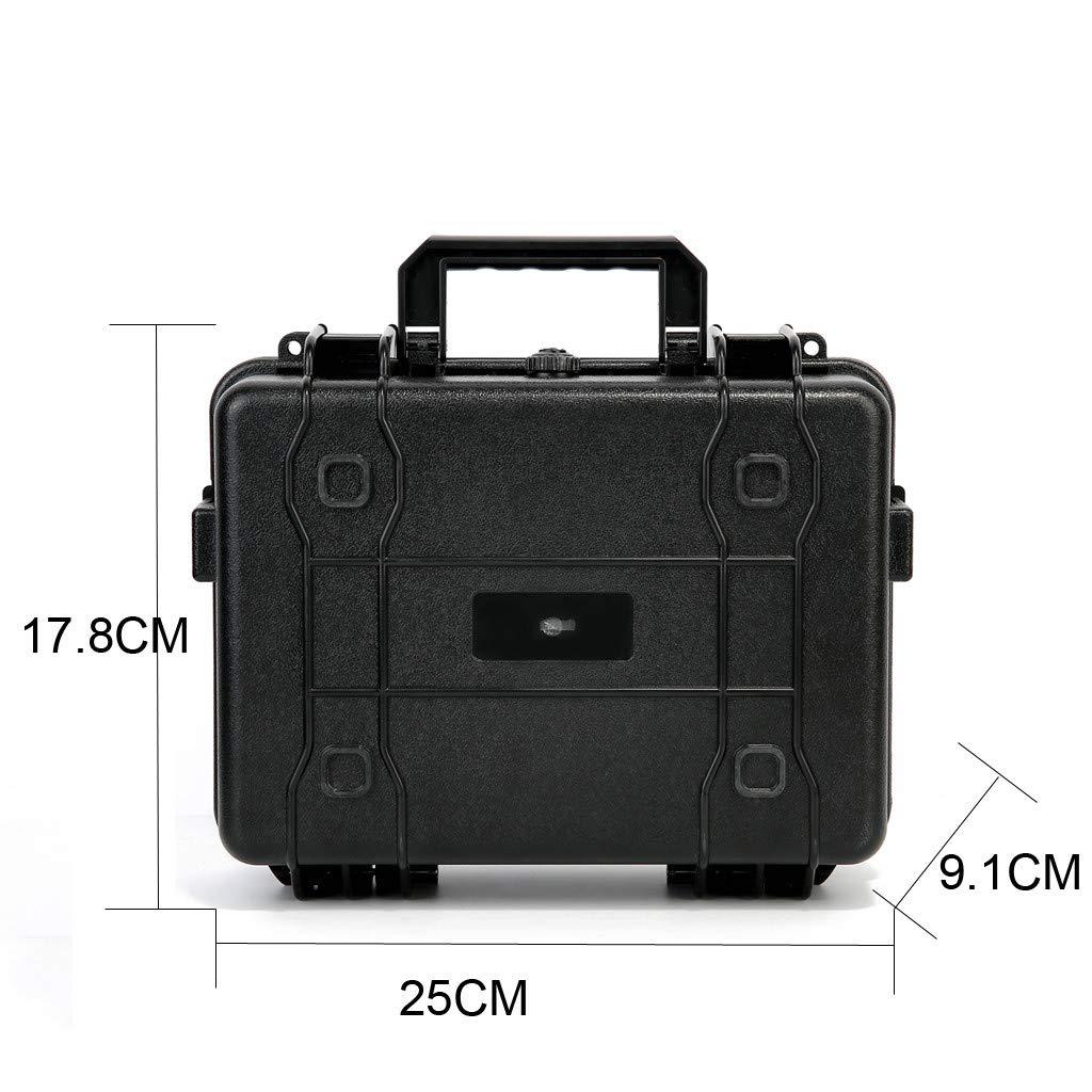 Waterproof Weatherproof Hard Carrying Case for DJI Mavic Mini Accessories SHSH Portable Handheld Storage Bag For DJI MAVIC MINI Drone