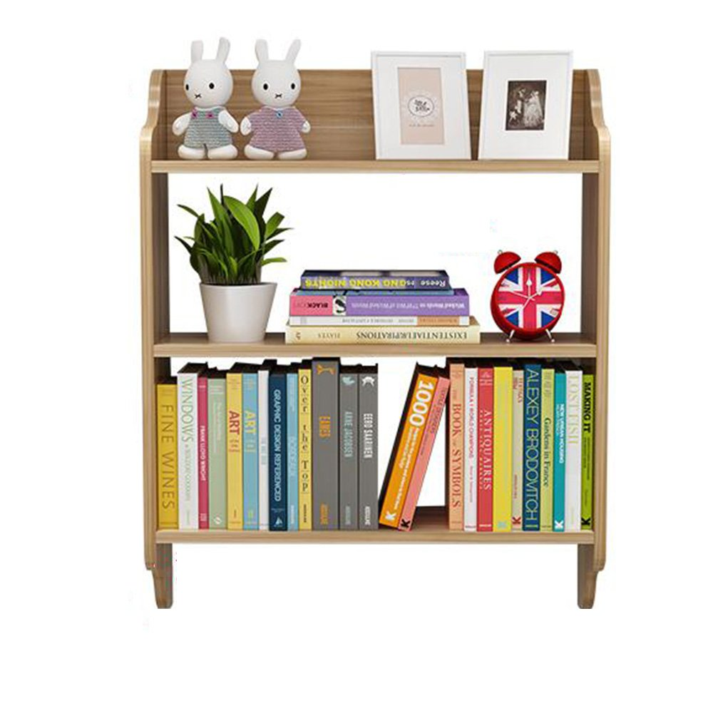 XIAOLIN 壁収納棚リビングルーム壁掛け装飾フレームシンプルな書棚ベッドルームウォールパーティションオプションの色、サイズ (色 : Light walnut, サイズ さいず : L100CM) B07DBV8226 L100CM|Light walnut Light walnut L100CM