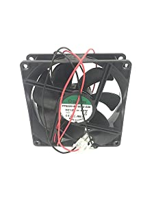 "Dometic 3851183016 Replacement 3-5/8"" x 3-5/8"" Refrigerator Fan"