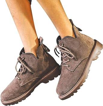 Botas de Invierno,Botas Cortas clásicos,Boots de Hombre y Mujer ...