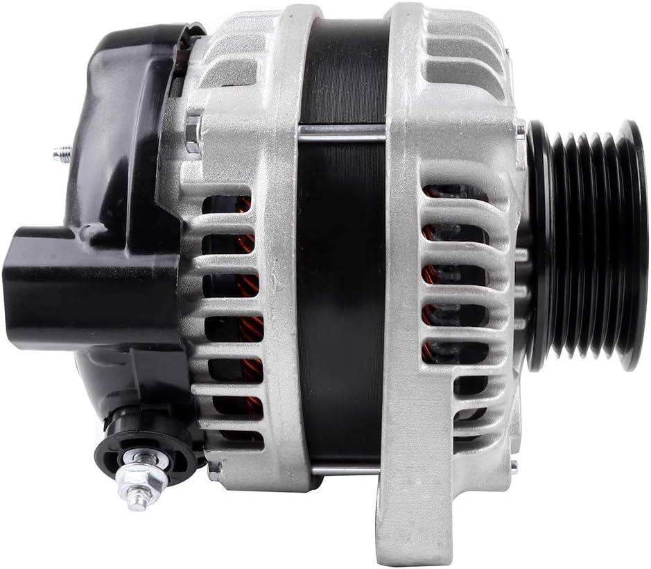 Aintier Alternators 31100-RDJ-A01 11099 Compatible with Acura MDX 2003-2006 3.5L//2007-2009 3.7L RL 2005-2008 3.5L Honda Odyssey 2005-2007 Pilot 2005-2008 3.5L