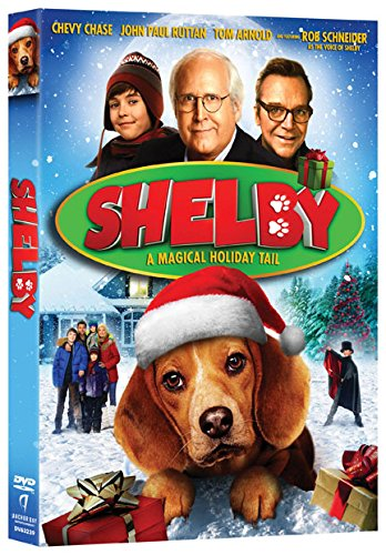 DVD : Shelby: A Magical Holiday Tail (DVD)