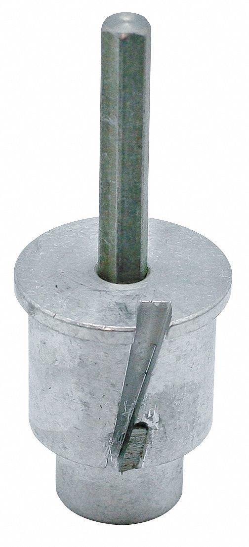 Wheeler Rex 19100 Schedule 40 Fitting Saver - 1 in. B00M2QCB2U