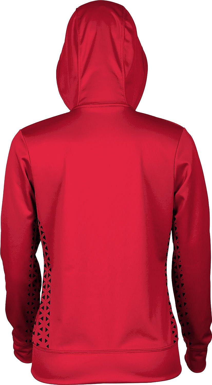 School Spirit Sweatshirt ProSphere Youngstown State University Girls Pullover Hoodie Geo