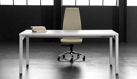 Muebledeoficina.es Mesa Oficina fabricación española: Amazon.es: Hogar
