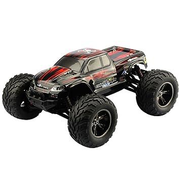 2 Vehículo 9115 Rc40kmh Camión Teledirigido 4ghz Terreno 12 Monster 1 Coche Hukoer Remoto Escala Auto Control Todo Super rQthdsC