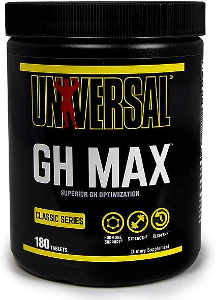 Universal Nutrition GH Max Standard - 180 Tabletas