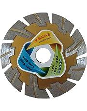 Homyl 4.5 Inch 114mm High Performance Dry Cutting Diamond Saw Blade for Masonry