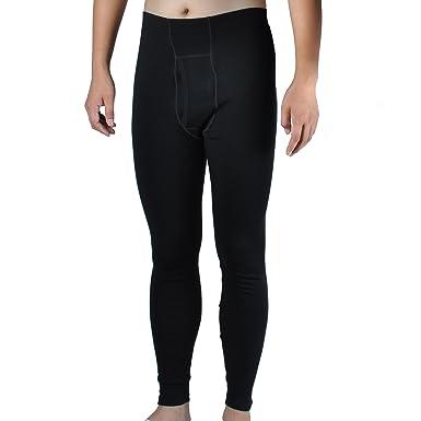 c9382396373bfe 100% Merino Wool Men's Midweight Base Layer Thermal Underwear Bottoms Pants  Long John at Amazon Men's Clothing store: