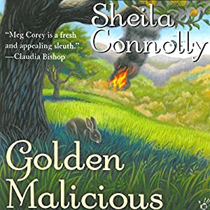 Golden Malicious Audiobook
