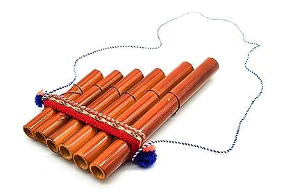 Flauta de Pallas aprox. 9 x 15 cm Fair Trade
