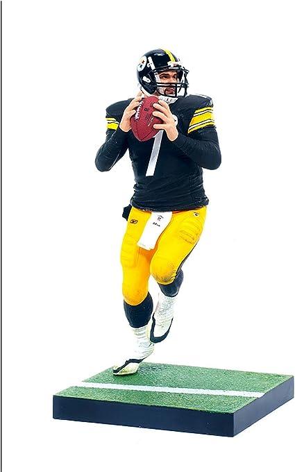 McFarlane Toys Pittsburgh Steelers Ben Roethlisberger Wave 1 Series 20 Action Figure