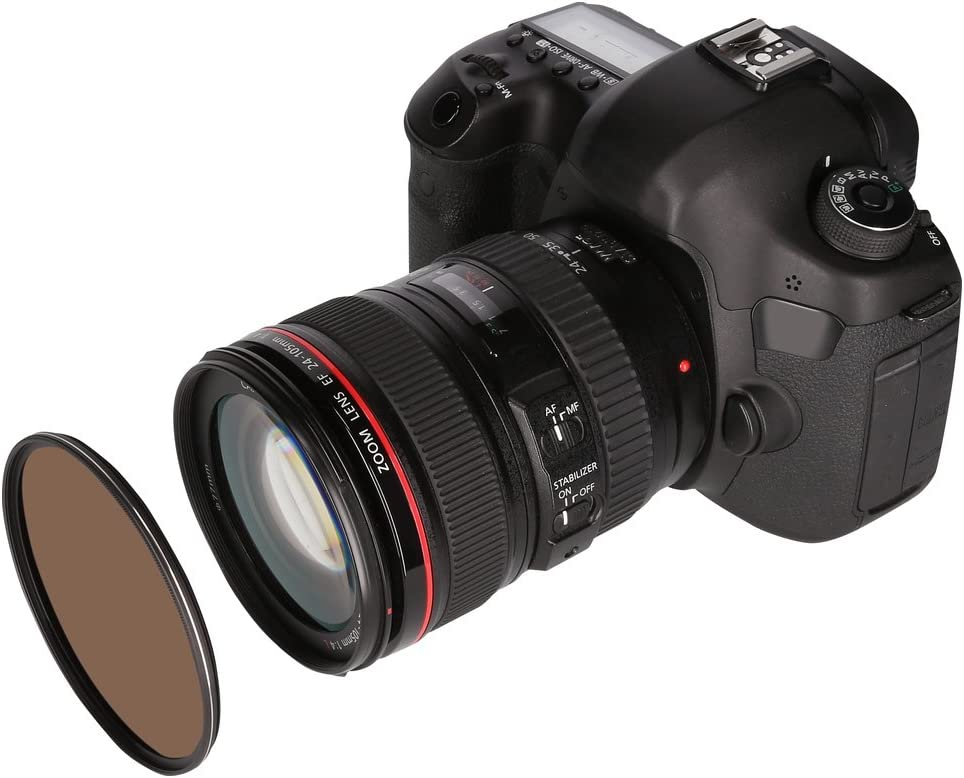 Rollei Rundfilter Extremium Dark Cpl Nd64 Stopper 58 Mm Kamera