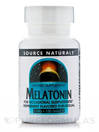 Melatonin Sublingual/Peppermint