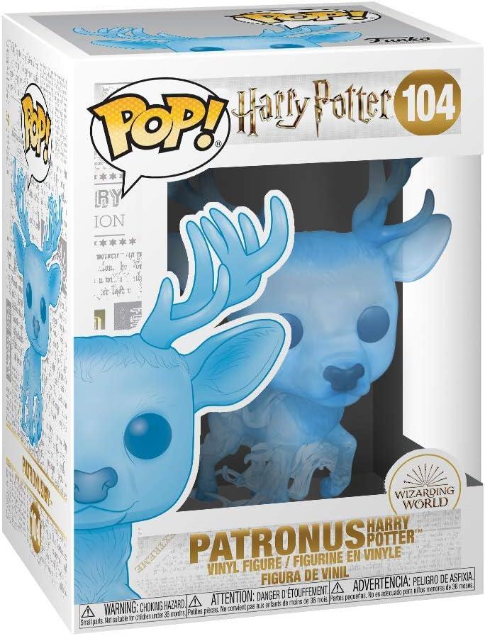 Funko - Pop! Harry Potter: Patronus Ron Weasley Figura Coleccionable, Multicolor (46995)