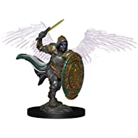 D&D: Icons of the Realms - Premium Figures - Aasimar Male Paladin, Galápagos Jogos, White